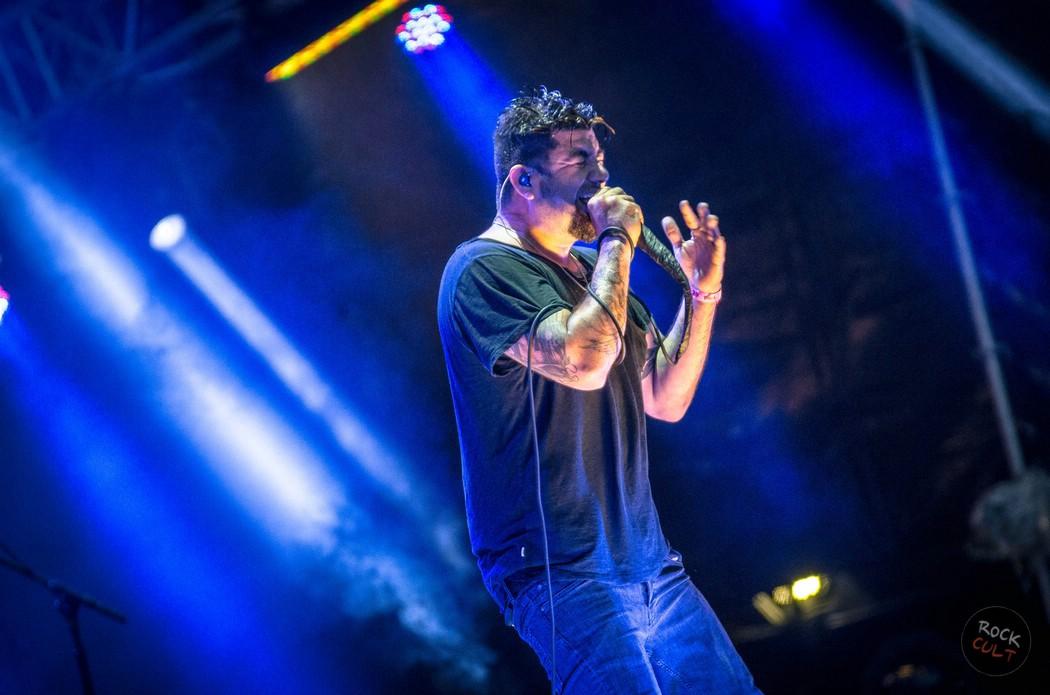 Чино Морено даст концерт в исландском вулкане