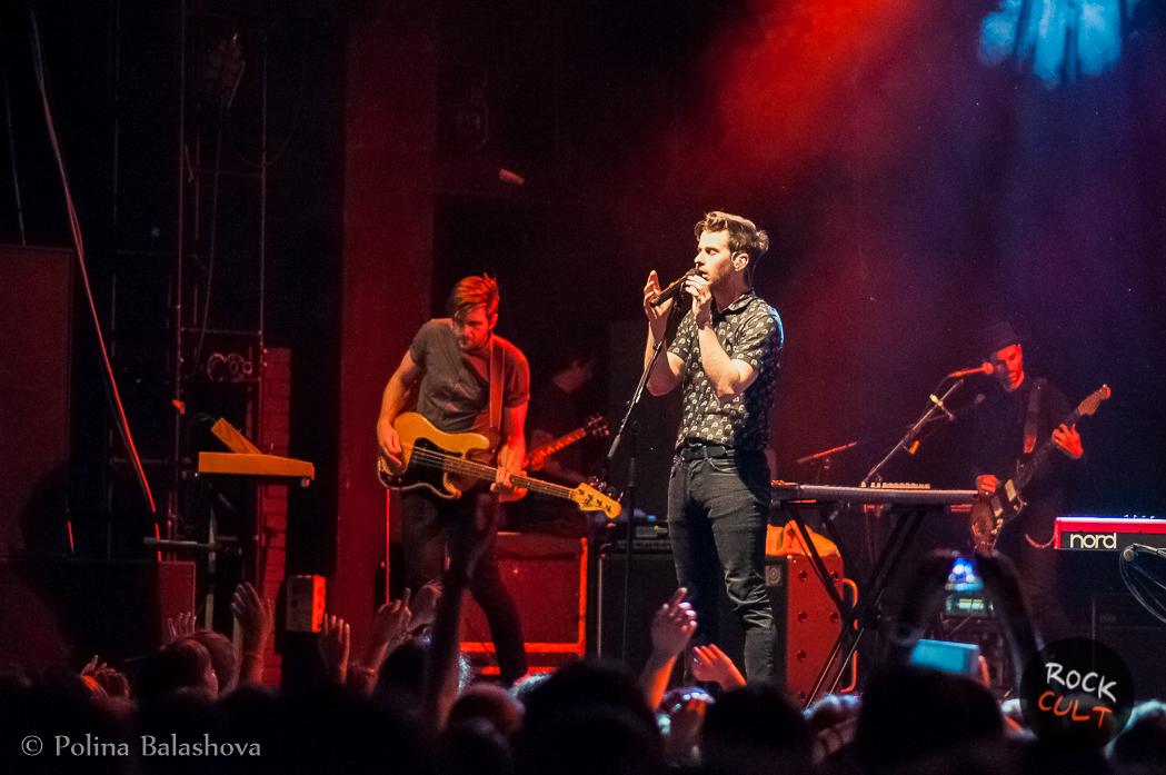 Фотоотчет | Foster the People в ГлавClub | 9.07.2014