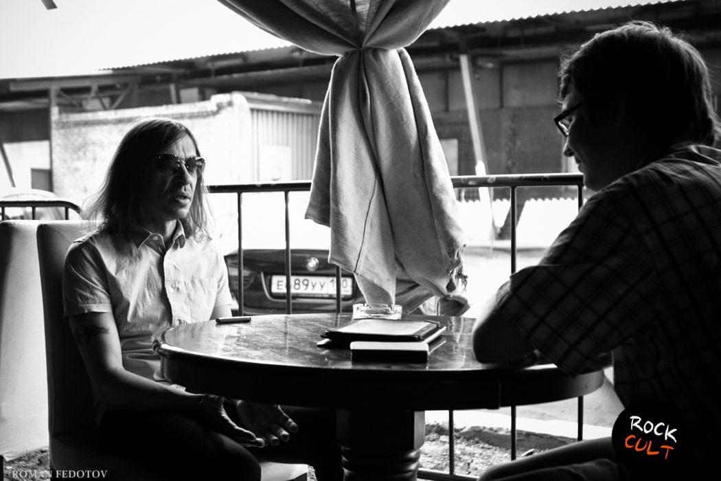 Интервью Rockcult.ru с Найком Борзовым: Страхи - и проблема, и панацея