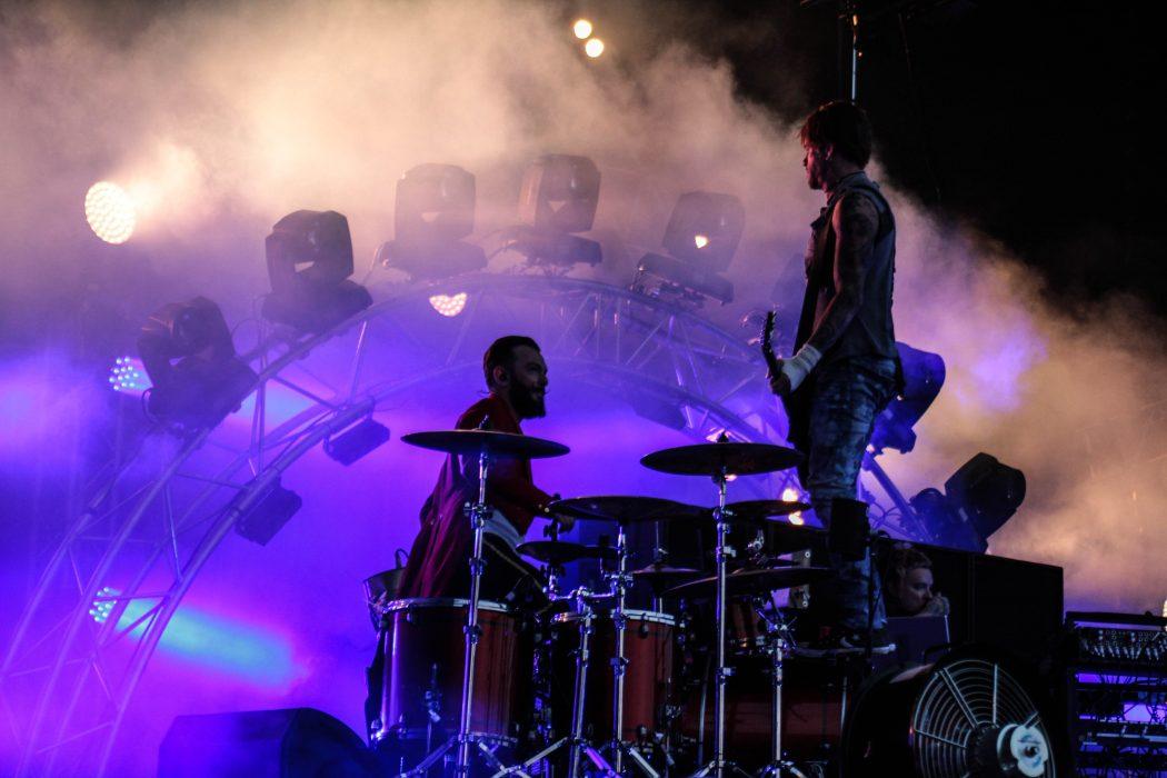 Фото Фотоотчет ч.1 | Park Live | День второй | ВДНХ | 28.06.2014 prodigy