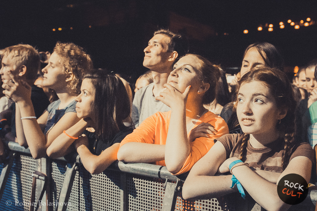 Фотоотчет On The Go | Foster the People в ГлавClub | 9.07.2014