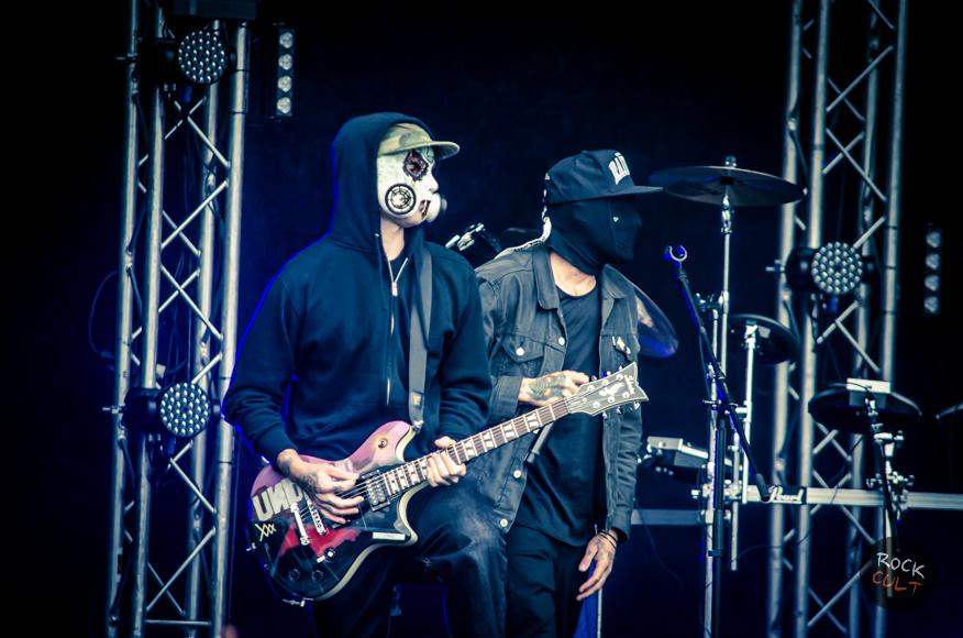 Hollywood Undead илья дунаев Фото Фотоотчет | Park Live | День второй | ВДНХ | 28.06.2014