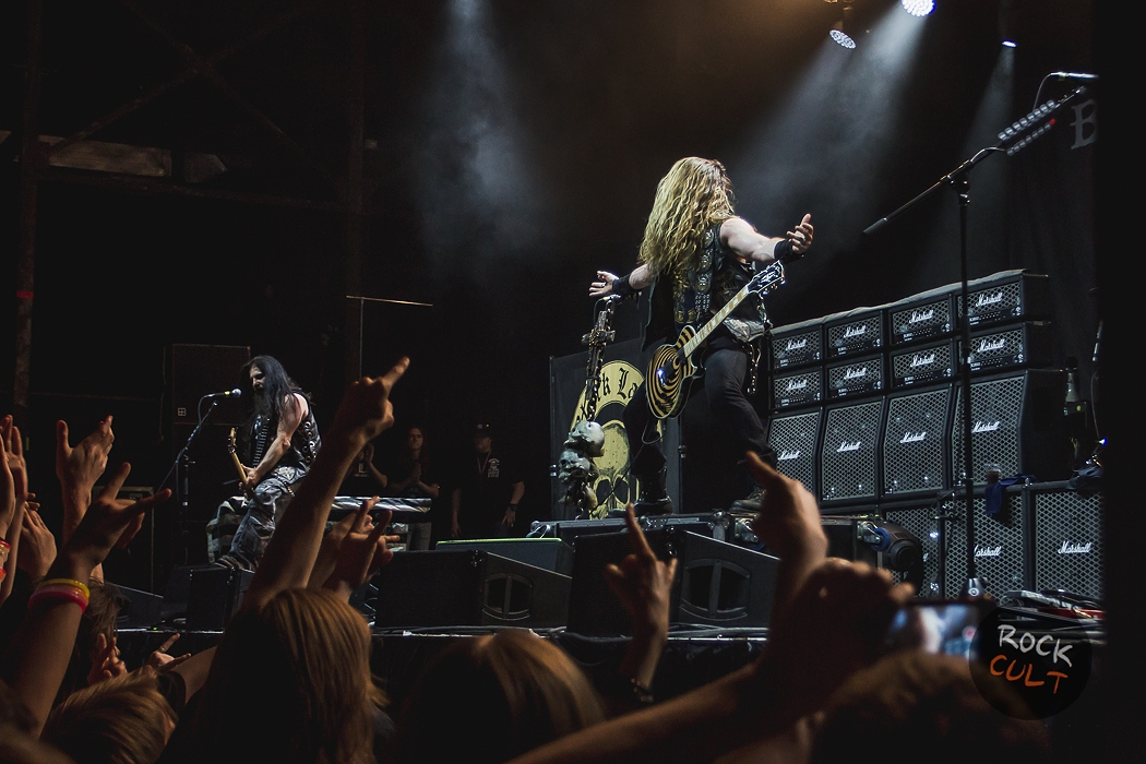Репортаж фотоотчет | Black Label Society в Санкт-Петербурге | А2 | 09.07.2014