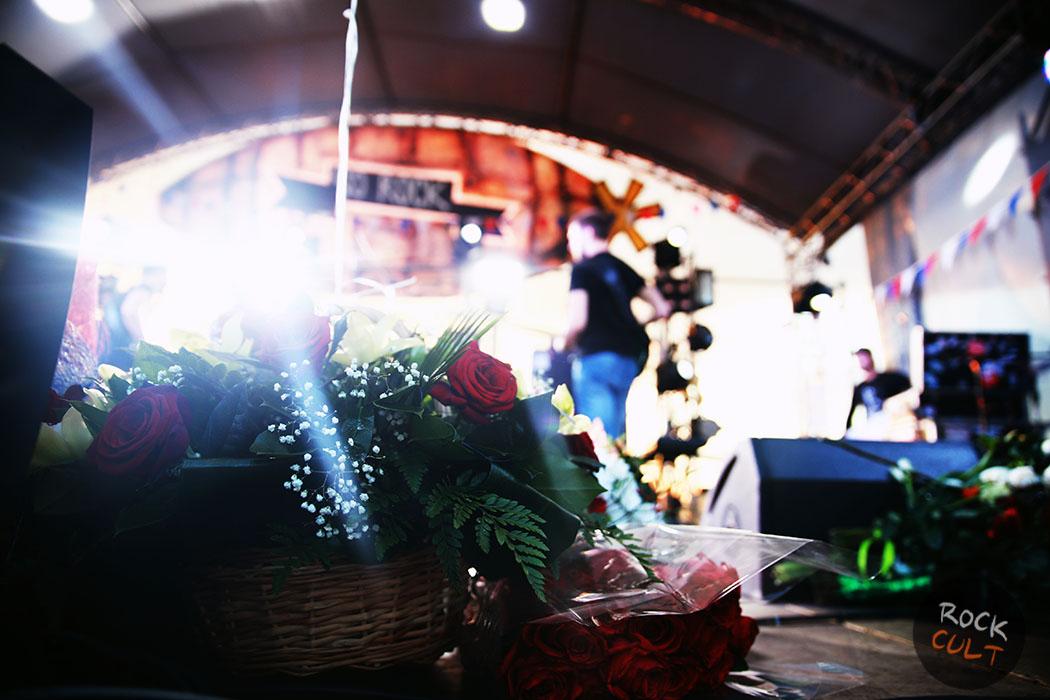 Фотоотчет | Диана Арбенина в Москве | Artplay | 8.07.2014