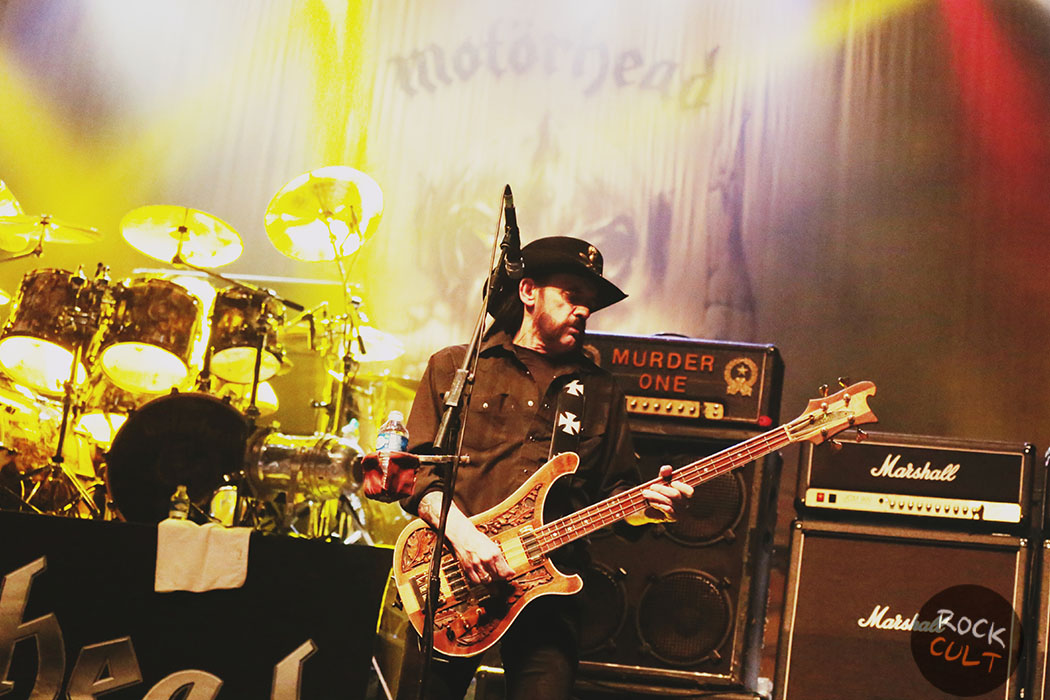 По горячим следам | Motörhead в Крокус Сити Холл | 25 июля 2014 года