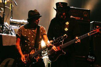 Участники Motorhead объяснили свое отсутствие на похоронах Лемми