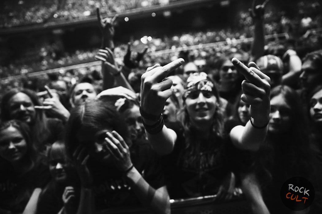 Фотоотчет | Motörhead в Москве | Крокус Сити Холл | 25.07.2014 Фото