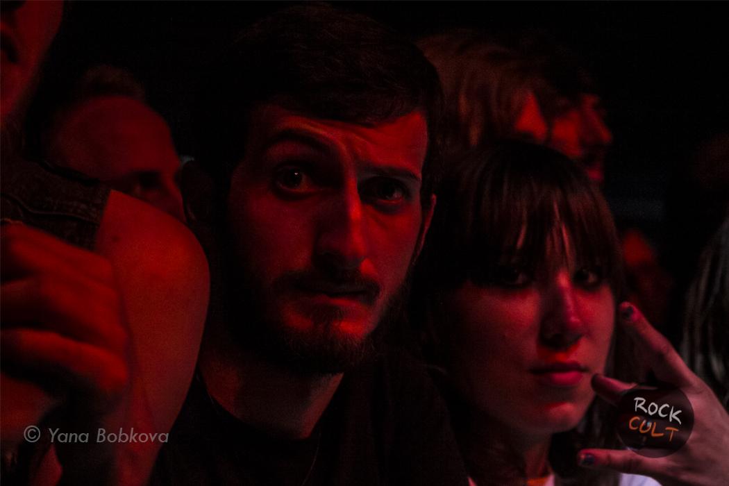 Black Label Society в Москве 2014 - фото