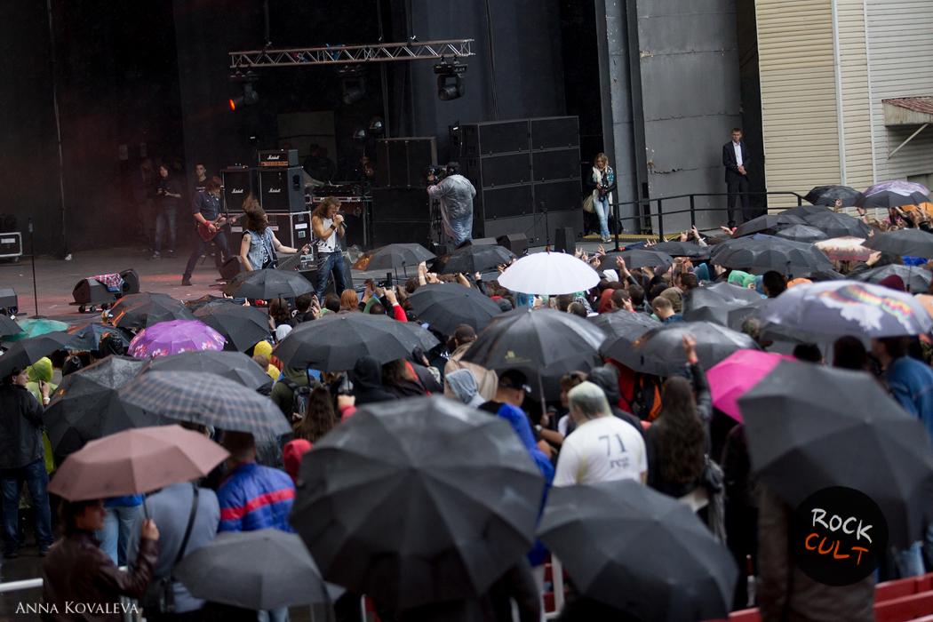 Первые фото / MOSCOW METAL MEETING / Зелёный Театр / 30.08.2014