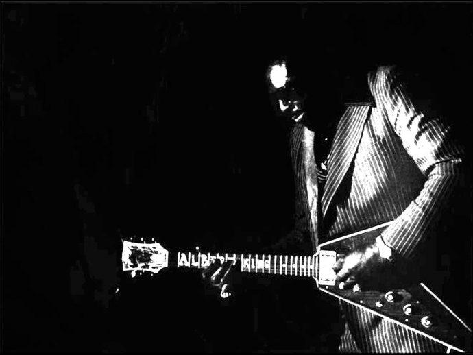 (Left-Handed Rock Musicians) Музыканты левши Алберт Кинг