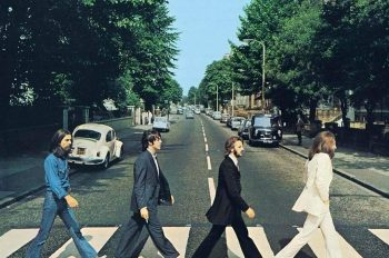 20 августа 1969 - последняя совместная работа The Beatles в студии (Abbey Road)