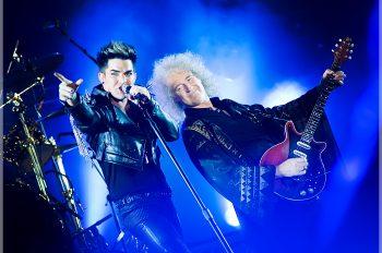 Adam Lambert станет полноправным фронтменом легендарных Queen?