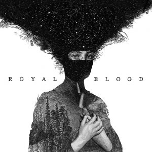 royal blood - royalblood cover