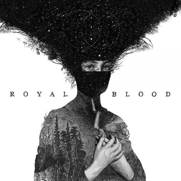 royal blood - royalblood cover