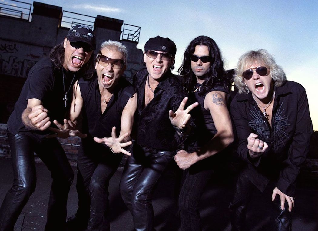 scorpions отметят 50-летие туром и альбомом