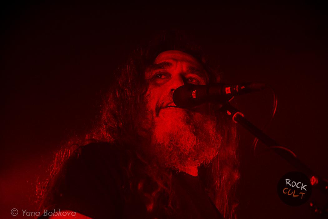 Slayer в Ray Just Arena 2014 фото