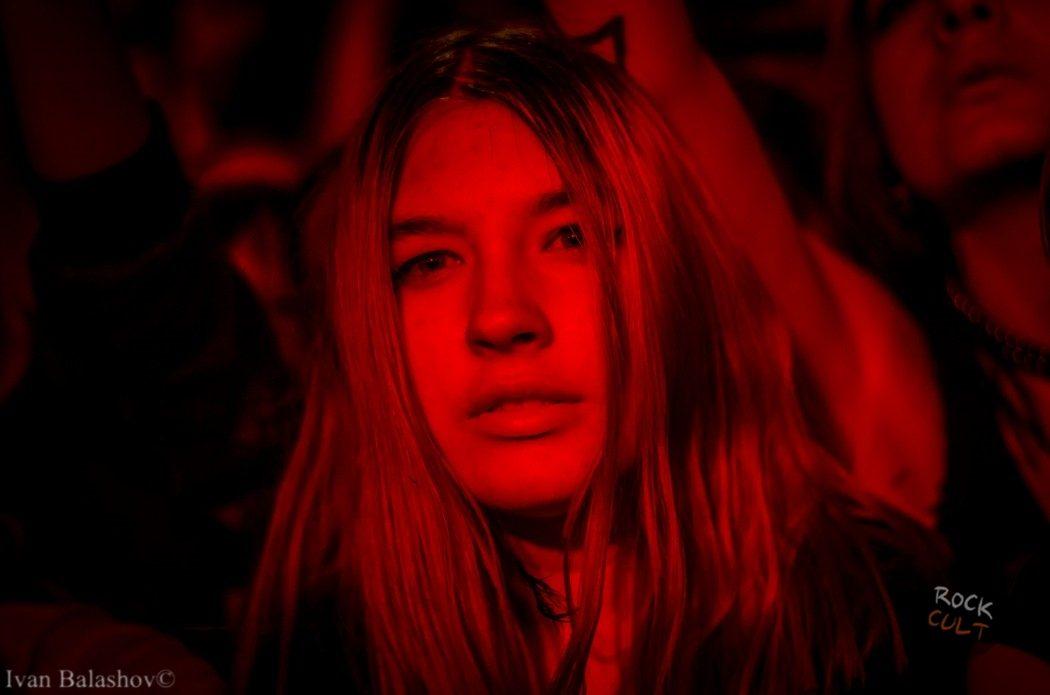 Фотоотчёт | Deathstars в Москве | Volta | 21.09.2014 фото зрители