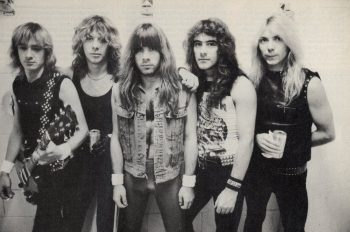 26 сентября в истории рока – Брюс Дикинсон вошел в состав Iron Maiden