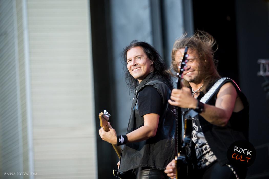 Фотоотчет | Moscow Metal Meeting | Зелёный Театр | 30.08.2014 Фото