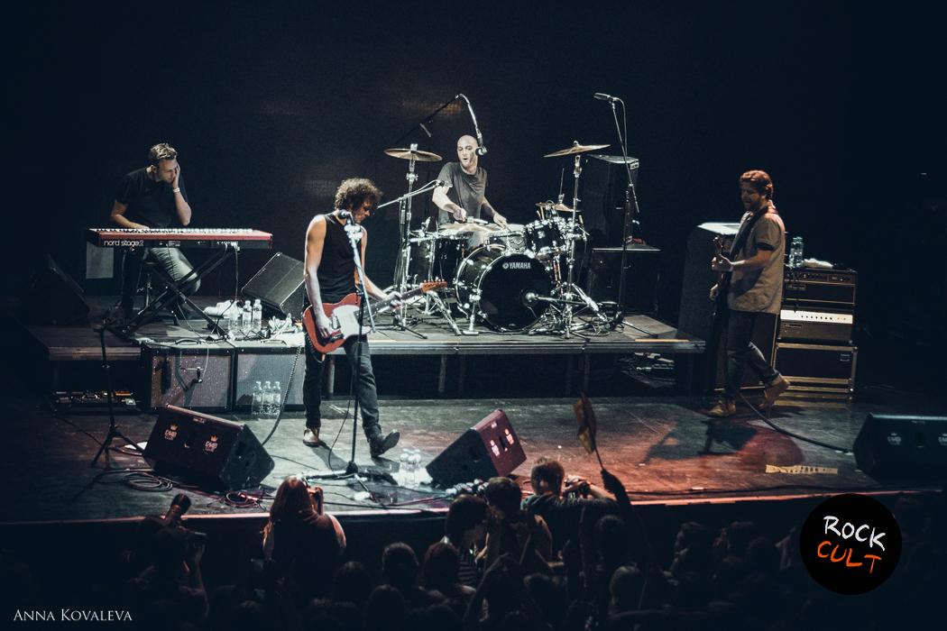 Фотоотчет | The Fratellis в Москве | ГлавClub | 25.09.2014 фото