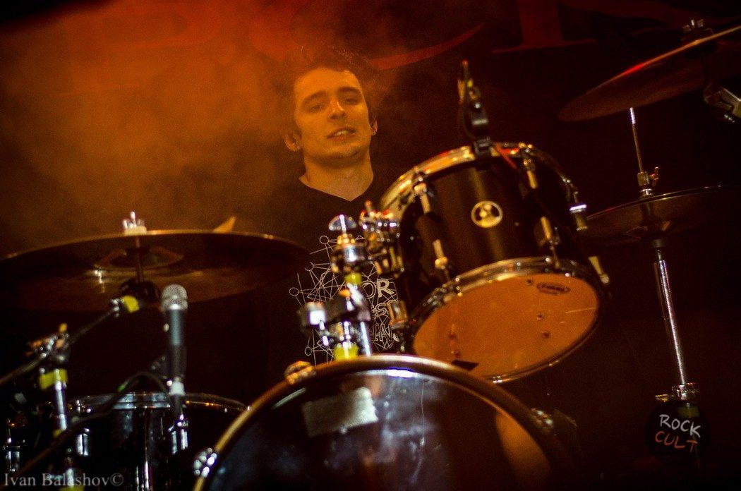 Репортаж   KYPCK в Москве   Volta   20.09.2014 Фотоотчет Фото Crimson Blue