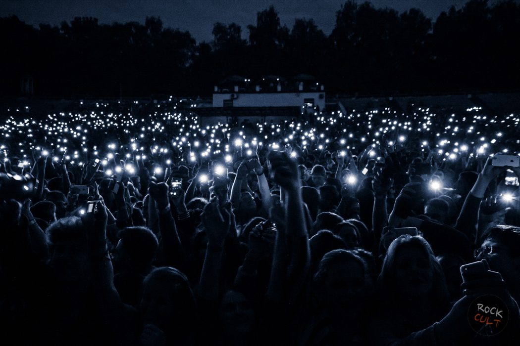 Фотоотчет | Би-2 на Дне Вышки | Зеленый театр | 10.09.2014 Фото ВШЕ (HSE) парк горького