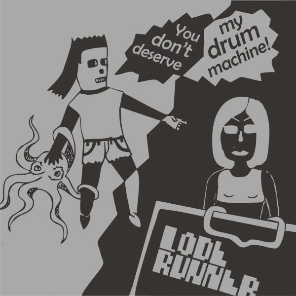 Рецензия на альбом Lode Runner - You Don't Deserve My Drum Machine! (2014)