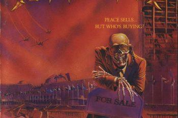 Megadeth - Peace Sells...but who's buying? Интересные факты и цитаты