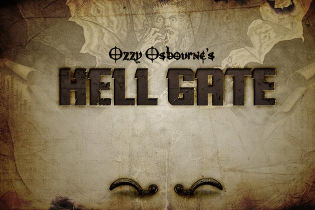 Оззи Осборн Hell Gate. Ozzy Osbourne Hell Gate