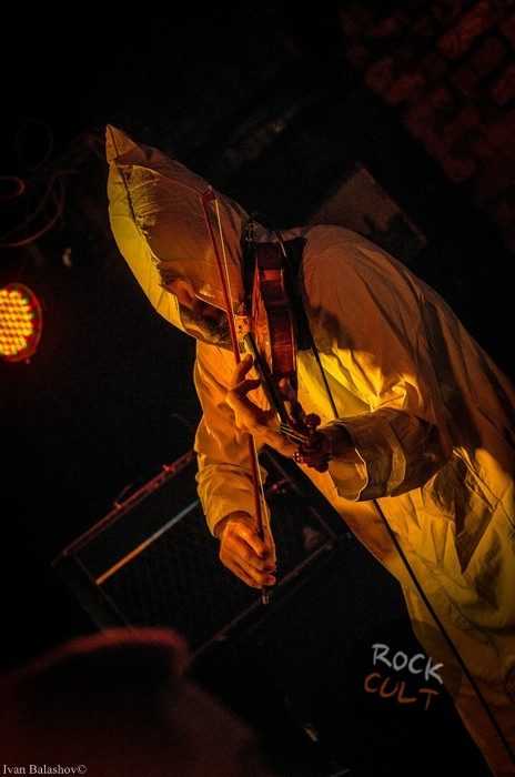 Фотоотчет   Secret Chiefs 3 в Москве   China Town Cafe   31.08.2014 Фото