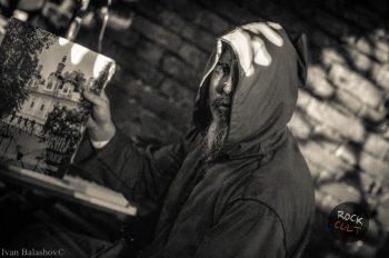 Фотоотчет | Secret Chiefs 3 в Москве | China Town Cafe | 31.08.2014 Фото
