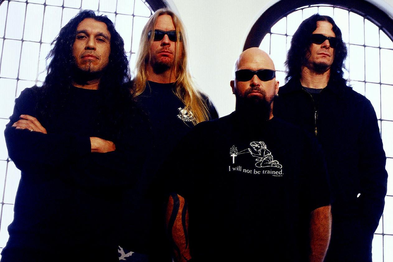 Slayer — God Hates Us All: факты и цитаты - Роккульт