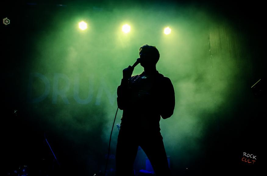 Фотоотчет   Фестиваль Юность в Москве   Музеон   06.09.2014 The Drums фото