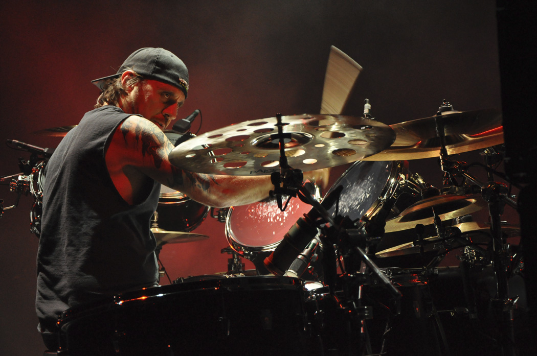 Дейв Ломбардо устал говорить о Slayer. Dave Lombardo is tired of speaking about Slayer