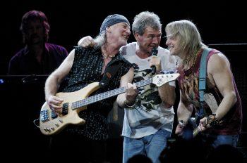 Deep Purple выпускают концерт с симфоническим оркестром на DVD. Deep Purple releases concert wuth symphonic orchestra on DVD