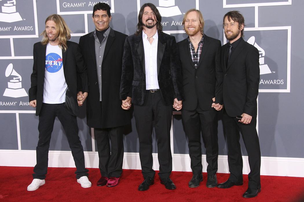 Foo Fighters пообещали сюрприз на свой юбилей. Foo Fighters promised an anniversary surprise