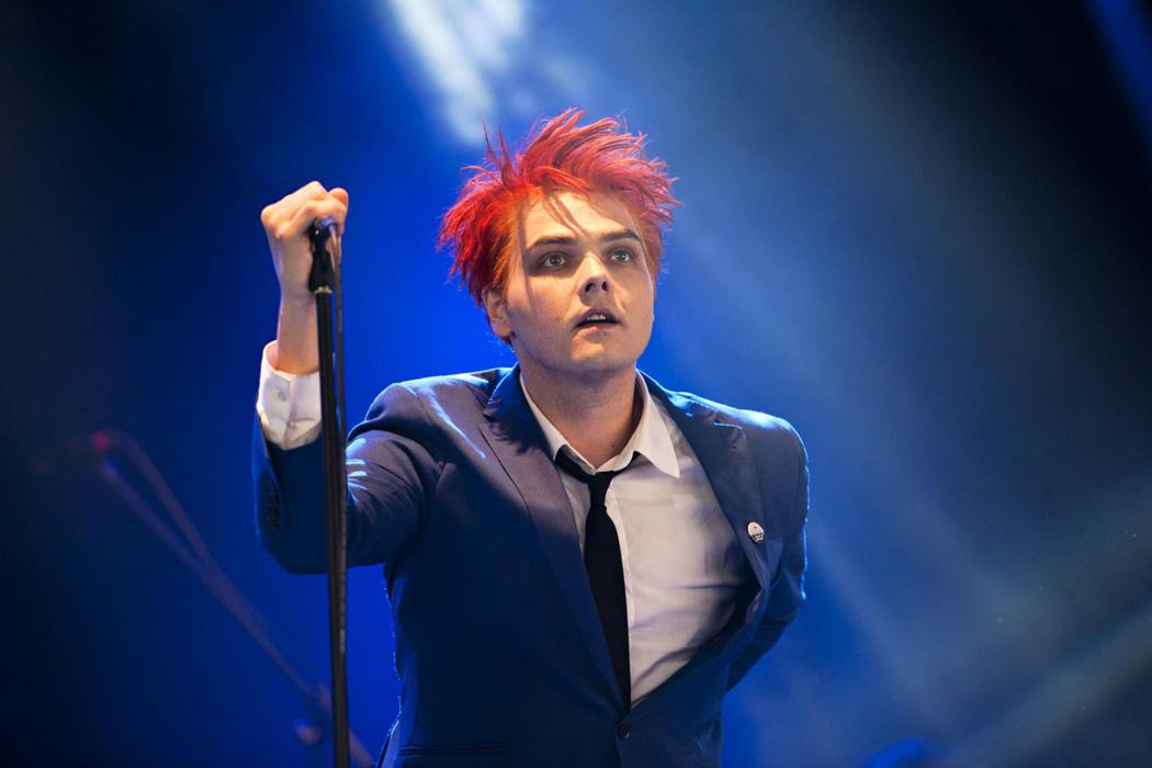 Новый альбом Джерарда Уэя. Gerard Way new album