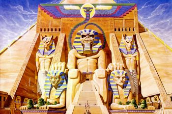 iron maiden powerslave история