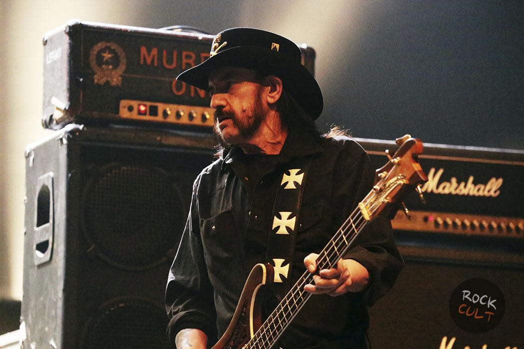 Лемми снова в строю. Lemmy feels better