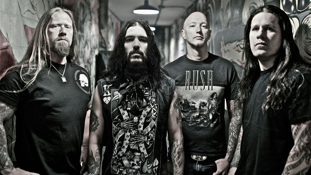 Machine Head отложили тур по Северной Америке. Machine Head postponed North American tour