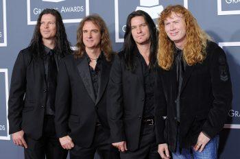 Megadeth прерывают свои выступления. Megadeth cancelled their shows