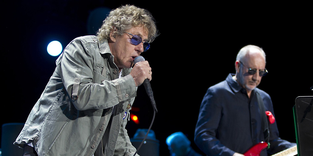 The Who выпустили новую песню Be Lucky. The Who release new song Be Lucky