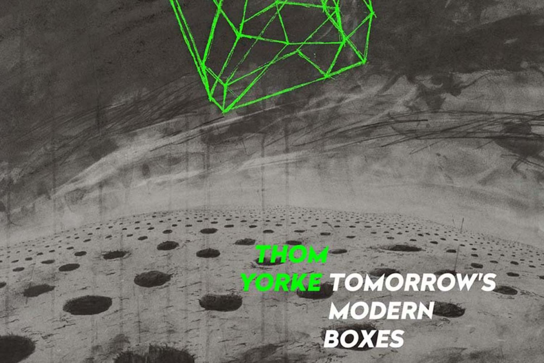 Том Йорк выпустил свой второй сольный альбом Tomorrow's Modern Boxes через BitTorrent