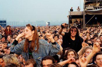 тушино монстры рока 1991 metallica ac/dc pantera