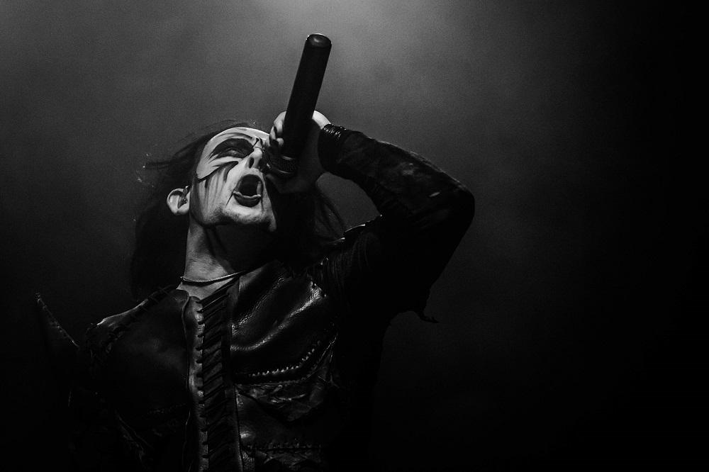 Названия новых песен Cradle Of Filth. Cradle Of Filth new track titles