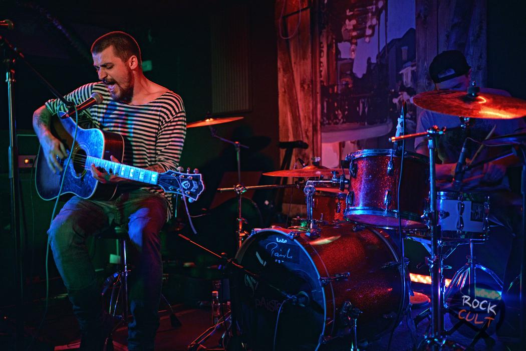 Фотоотчет| VOSMOY / Пионерлагерь Пыльная Радуга | Grand Bourbon Street | 26.10.2014 фото