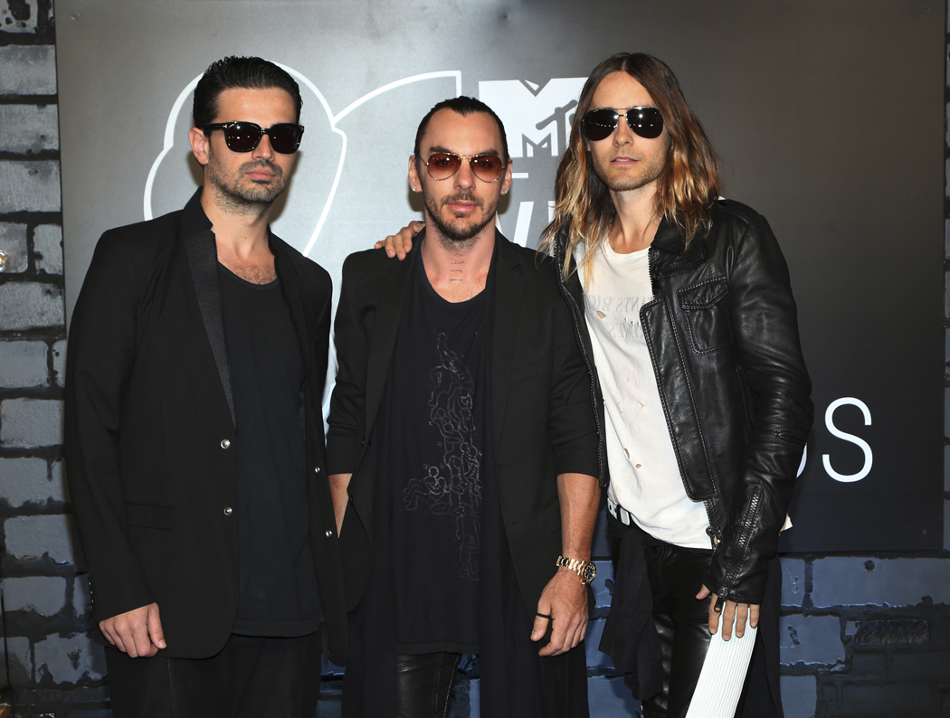 30 Seconds To Mars концерты в России. 30 Seconds To Mars concerts in Russia