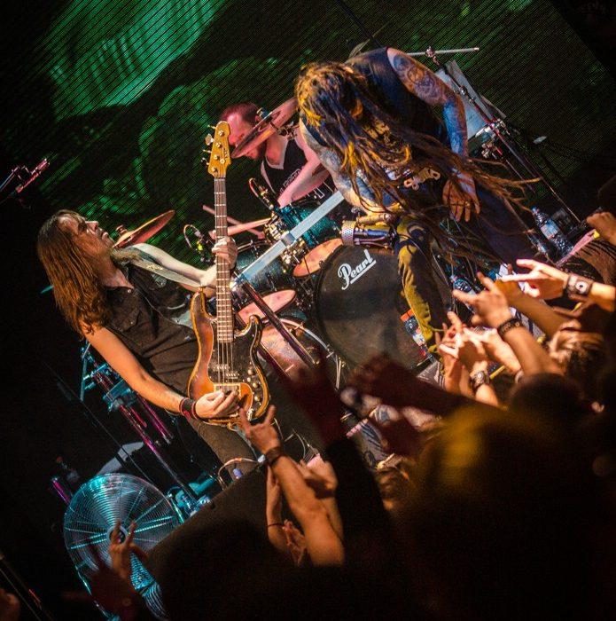 Фотоотчёт | Amorphis в Москве | Red Club | 18.10.2014 фото