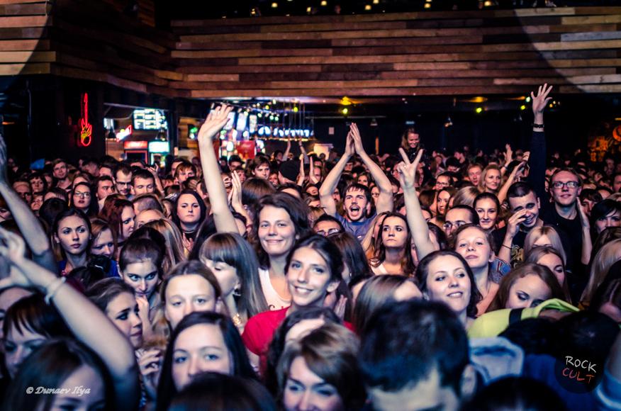 Фотоотчёт ч.2   Animal ДжаZ в Москве   ГлавClub   4.10.2014