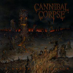 Рецензия на альбом | Cannibal Corpse - A Skeletal Domain (2014)